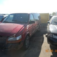 Chrysler Grand Voyager, 1994 г.в., бензин 3.3, АКПП